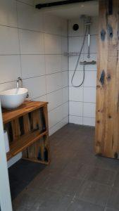 sanitair ruimte voor uzelf
